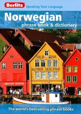 Berlitz Norwegian Phrase Book and Dictionary - Berlitz Guides (Creator)