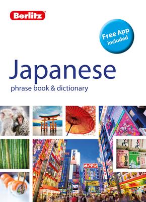 Berlitz Phrase Book & Dictionary Japanese (Bilingual dictionary) - Berlitz