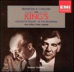 Bernstein & Copland from King's