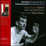 Bernstein: Symphonie No. 2; Schostakowitsch: Symphonie No. 5