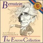 Bernstein: The Encore Collection, Vol. 2
