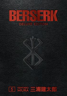 Berserk Deluxe Volume 5 - Johnson, Duane (Translated by)