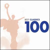 Best Classics 100 - Academy of St. Martin in the Fields; Agnes Baltsa (mezzo-soprano); Ambrosian Singers; Angela Gheorghiu (soprano); Anne-Sophie Mutter (violin); Barry Tuckwell (horn); Barry Tuckwell (french horn); Bath Festival Orchestra; Bavarian Radio Chorus