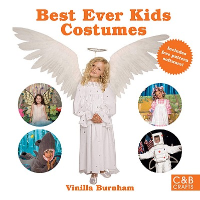 Best Ever Kids Costumes - Burnham, Vinilla