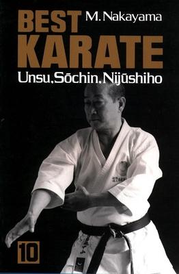 Best Karate: Unsu, Saochin, Nijaushiho - Nakayama, Masatoshi