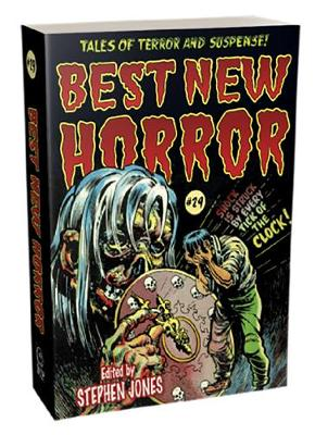 Best New Horror #29 - Jones, Stephen (Editor)