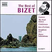 Best of Bizet - Graciela Alperyn (mezzo-soprano); Igor Morozov (baritone); Janez Lotric (tenor)