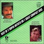 Best of Marty Robbins & Johnny Horton