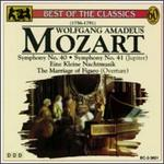 Best of the Classics: Wolfgang Amadeus Mozart