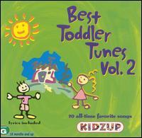 Best Toddler Tunes, Vol. 2 - Kidzup