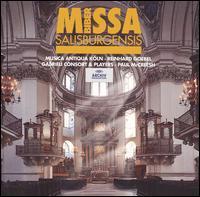 Biber: Missa Salisburgensis - Musica Antiqua Köln; Gabrieli Consort (choir, chorus); Paul McCreesh (conductor)