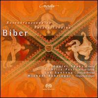 Biber: Rosenkranzsonaten - Daniel Sepec (violin); Hille Perl (viola da gamba); Lee Santana (archlute); Lee Santana (theorbo);...