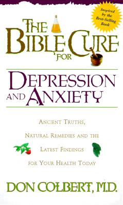 Bible Cure for Depression/Anxiety - Colbert, Donald