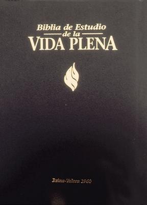 Biblia de Estudio de la Vida Plena-RV 1960 - Zondervan