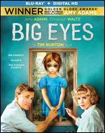 Big Eyes [Includes Digital Copy] [UltraViolet] [Blu-ray]