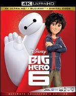 Big Hero 6 [Includes Digital Copy] [4K Ultra HD Blu-ray/Blu-ray]