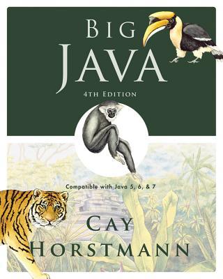 Big Java - Horstmann, Cay S