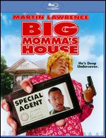 Big Momma's House [Blu-ray] - Raja Gosnell