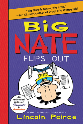 Big Nate Flips Out -