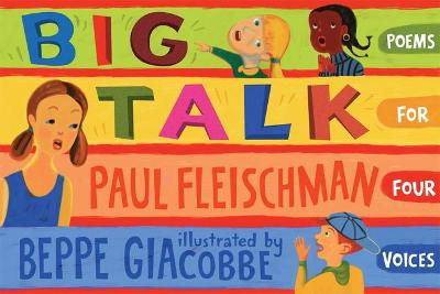 Big Talk: Poems for Four Voices - Fleischman, Paul