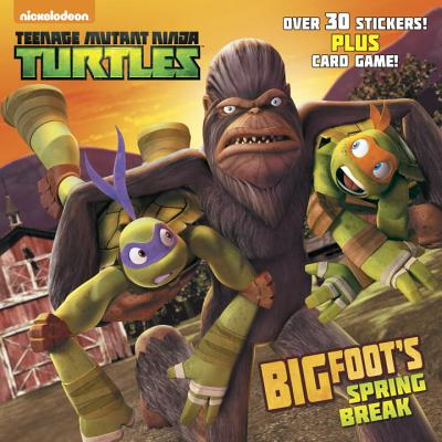Bigfoot's Spring Break (Teenage Mutant Ninja Turtles) - Random House