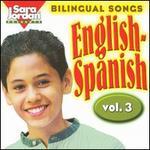 Bilingual Songs: English-Spanish, Vol. 3