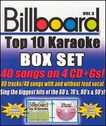 Billboard Top 10 Karaoke, Vol. 3