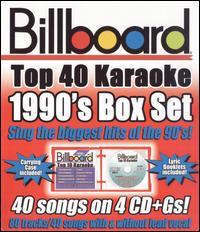 Billboard Top 40 Karaoke: 1990s [Box] - Karaoke
