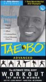 Billy Blanks: Tae Bo Advanced Workout