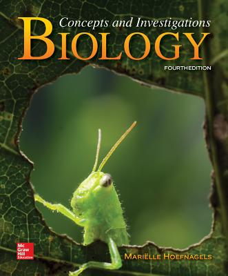 Biology: Concepts and Investigations - Hoefnagels, Marielle