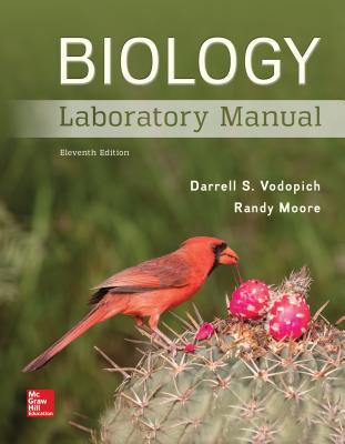 Biology Laboratory Manual - Vodopich, Darrell