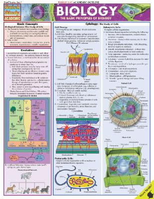 Biology: Reference Guide - BarCharts, Inc.