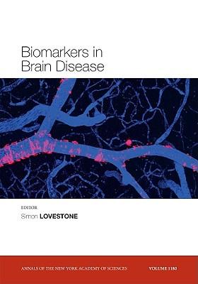 Biomarkers in Brain Disease - Lovestone, Simon (Editor)