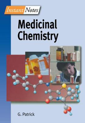 BIOS Instant Notes in Medicinal Chemistry - Patrick, Graham
