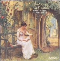 Bird Songs at Eventide - Robert White (tenor); Stephen Hough (piano)