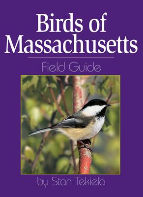 Birds of Massachusetts Field Guide - Tekiela, Stan