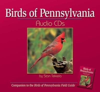 Birds of Pennsylvania Audio - Tekiela, Stan