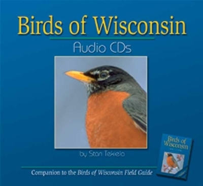 Birds of Wisconsin Audio - Tekiela, Stan