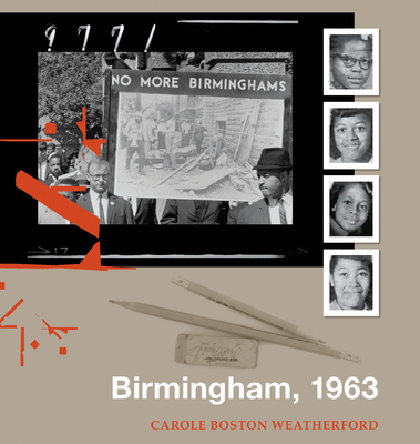 Birmingham, 1963 - Weatherford, Carole Boston