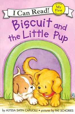 Biscuit and the Little Pup - Capucilli, Alyssa Satin