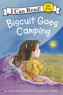 Biscuit Goes Camping - Capucilli, Alyssa Satin