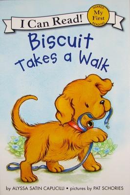 Biscuit Takes a Walk - Capucilli, Alyssa Satin