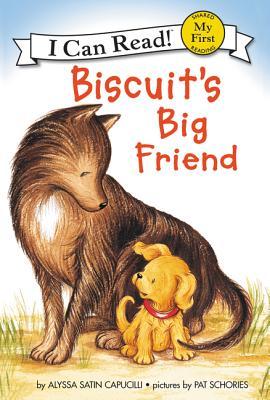 Biscuit's Big Friend - Capucilli, Alyssa Satin