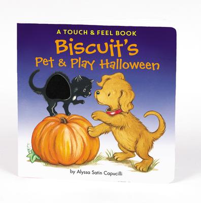Biscuit's Pet & Play Halloween - Capucilli, Alyssa Satin