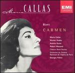 Bizet: Carmen (Highlights) - Andrea Guiot (vocals); Claude Cales (vocals); Jane Berbié (vocals); Maria Callas (vocals); Nadine Sautereau (vocals);...