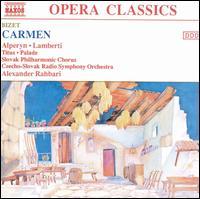 Bizet: Carmen - Alan Titus (baritone); Doina Palade (soprano); Giorgio Lamberti (tenor); Graciela Alperyn (mezzo-soprano);...