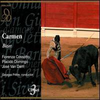 Bizet: Carmen - Adriana Maliponte (vocals); Arturo Testa (vocals); Carlo del Bosco (vocals); Dino Mantovani (vocals);...