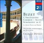 Bizet: L'Arlésienne; Carmen Suites; Symphony in C