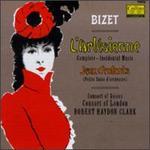 Bizet: L'Arlésienne/Petite Suite d'Orchestra