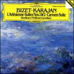 Bizet: L'Arlésienne-Suites Nos. 1 & 2; Carmen-Suite